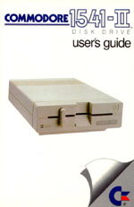 Commodore 1541-II Disk Drive User's Guide 1