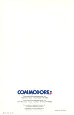 Commodore 1541-II Disk Drive User's Guide 2