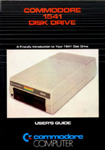 Commodore 1541 Disk Drive User's Manual 1