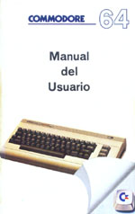 Commodore 64 Manual del Usuario 1
