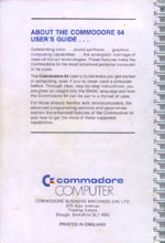 Commodore 64 User Manual 2