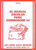 El Manual Escolar para Commodore 64 1
